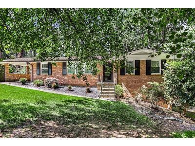 Atlanta Single Family Home For Sale: 2309 Capehart Circle NE