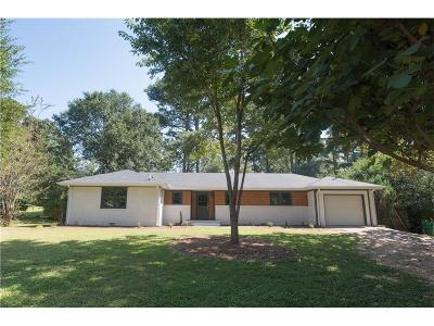 Decatur Single Family Home For Sale: 1322 Nalley Circle