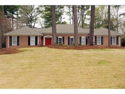 Tucker Single Family Home For Sale: 4694 Westhampton Drive