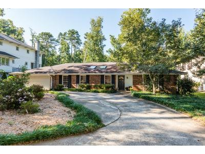 Alpharetta, Atlanta, Dunwoody, Johns Creek, Milton, Roswell, Sandy Springs Single Family Home For Sale