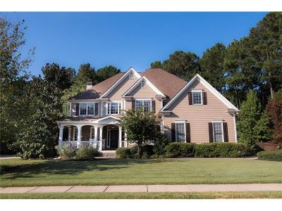 Acworth Single Family Home For Sale: 161 Oakwind Point
