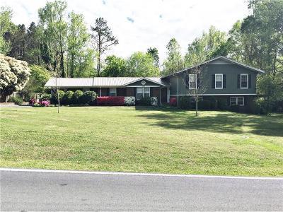 Calhoun Single Family Home For Sale: 207 Three Oaks Drive SE