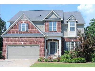 Canton Single Family Home For Sale: 606 Cascade Way
