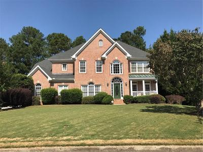 Lawrenceville Single Family Home For Sale: 250 Camden Creek Court