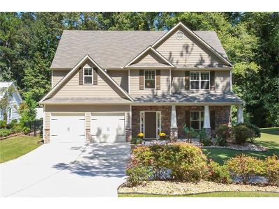 Marietta Single Family Home For Sale: 3227 Sewell Mill Road