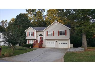 Lawrenceville Single Family Home For Sale: 3101 Pagoda Trace