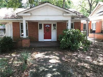 Atlanta Single Family Home For Sale: 123 Atlanta Avenue SE