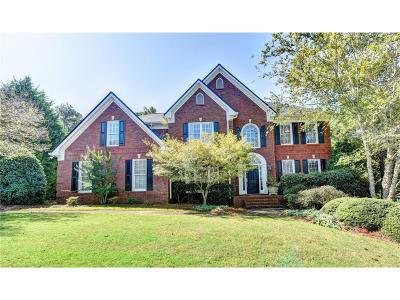Suwanee Single Family Home For Sale: 1120 Havenbrook Court
