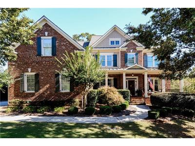 Cumming GA Single Family Home For Sale: $695,000