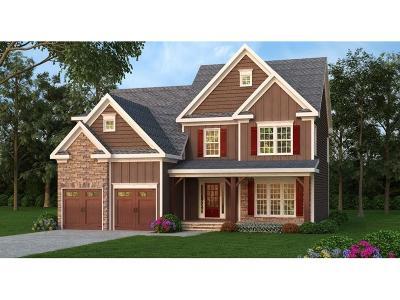Atlanta Single Family Home For Sale: 2212 Clairmont Terrace NE