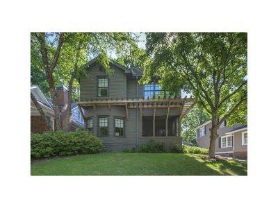 Atlanta Single Family Home For Sale: 2529 Brookwood Drive NE