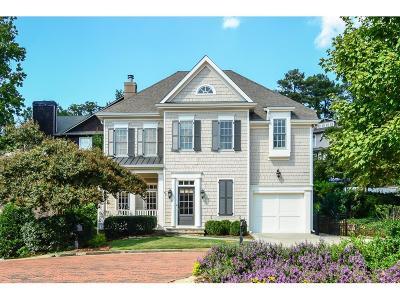 Atlanta Single Family Home For Sale: 1540 Markan Drive NE