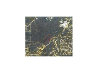 Douglas County Residential Lots & Land For Sale: W Chapel Hill Road