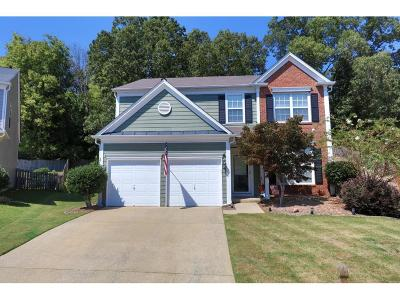 Woodstock Single Family Home For Sale: 536 Drifton Way