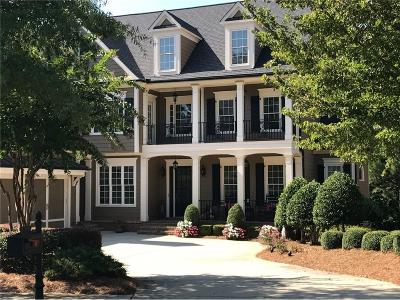 Acworth Single Family Home For Sale: 6198 Talmadge Run NW