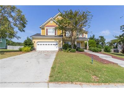 Loganville Single Family Home For Sale: 580 Bay Grove Road