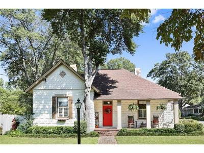 Marietta Single Family Home For Sale: 160 Stewart Avenue