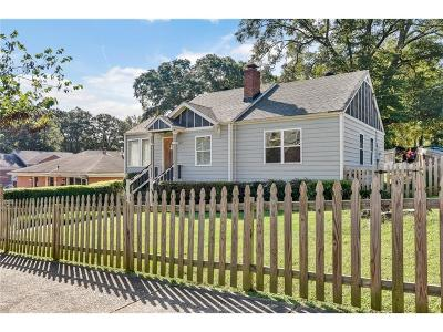 Single Family Home For Sale: 1207 Hardee Street NE