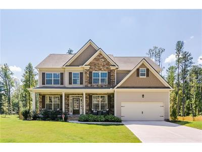 Lilburn Single Family Home For Sale: 4508 Amberleaf Walk
