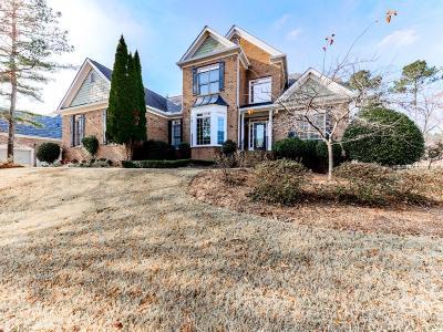 Canton Single Family Home For Sale: 1103 Bridgemill Avenue
