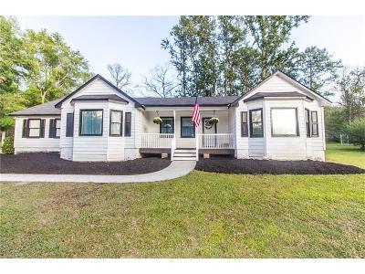 Loganville Single Family Home For Sale: 5428 Rabbit Farm Rd