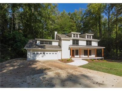 Dunwoody Single Family Home For Sale: 4794 Springfield Drive