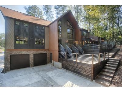 Atlanta Single Family Home For Sale: 3131 Smokecreek Court