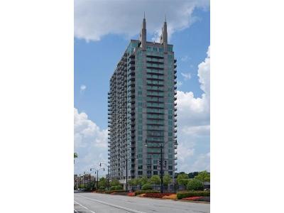 Atlanta Condo/Townhouse For Sale: 361 17th Street #820