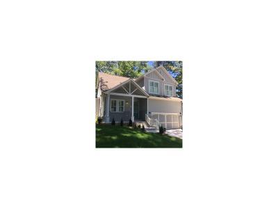 Single Family Home For Sale: 411 SE Hunnicutt Road SE