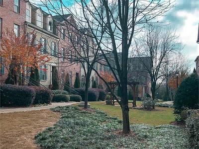 Atlanta Condo/Townhouse For Sale: 289 Le Gran Bend #289