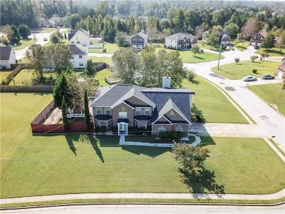 Single Family Home For Sale: 2320 Eagles Nest Circle