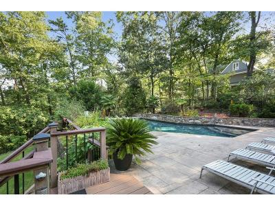 Dunwoody Single Family Home For Sale: 7985 Saddle Ridge Drive