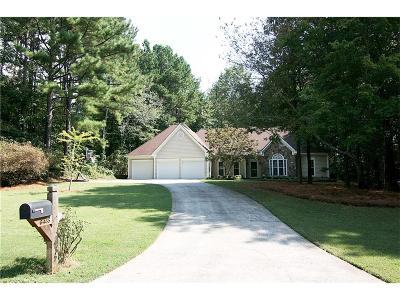 Cumming Single Family Home For Sale: 6465 Calamar Drive