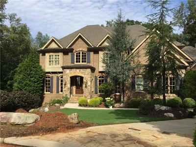 Cherokee County Single Family Home For Sale: 303 Traditions Drive