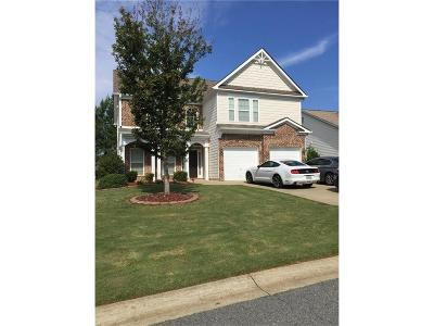 Canton Single Family Home For Sale: 158 Mill Creek Drive