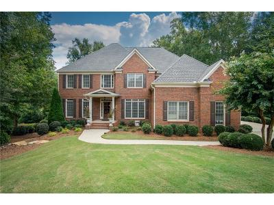 Woodstock Single Family Home For Sale: 105 Meadow Brook Court