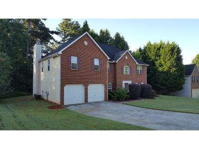 Lilburn Single Family Home For Sale: 5680 Grove Place Crossing