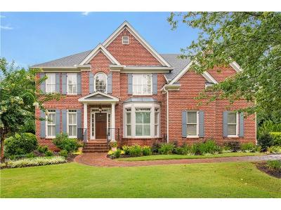 Roswell Single Family Home For Sale: 3425 Chartley Lane NE