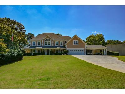 Woodstock Single Family Home For Sale: 510 Ragsdale Terrace