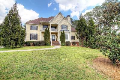 Canton Single Family Home For Sale: 203 Little River Farms Trail