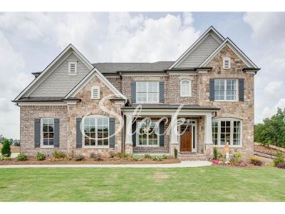 Buford Single Family Home For Sale: 3419 Lily Magnolia Court