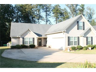 Dawsonville Single Family Home For Sale: 60 Frost Lane