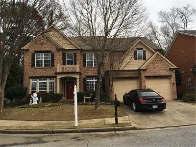 Cobb County Single Family Home For Sale: 2022 Belridge Court SE