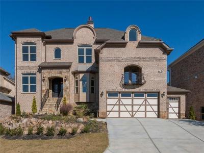 Johns Creek Single Family Home For Sale: 3396 Jamont Boulevard