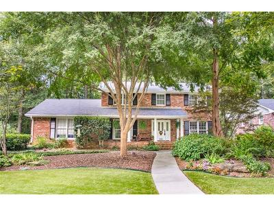 Decatur Single Family Home For Sale: 2276 Fairoaks Road