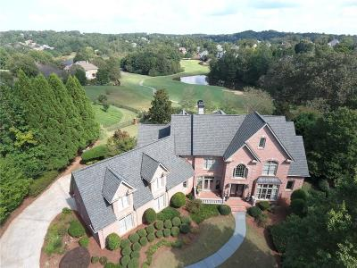 Suwanee Single Family Home For Sale: 6515 Ashbourne Court