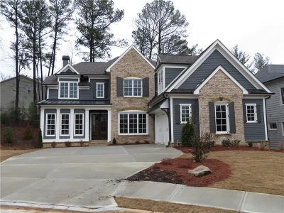 Sandy Springs GA Single Family Home For Sale: $984,900