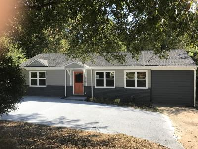 Atlanta Single Family Home For Sale: 830 Flat Shoals Way SE