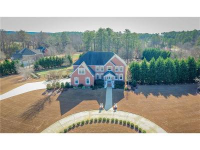 Loganville Single Family Home For Sale: 2515 Richards Walk