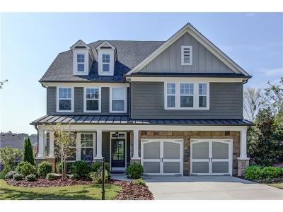 Smyrna Single Family Home For Sale: 1803 Kolora Chase